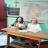 El florido pensil (niñas) en el Teatro Marquina el 6.9.17